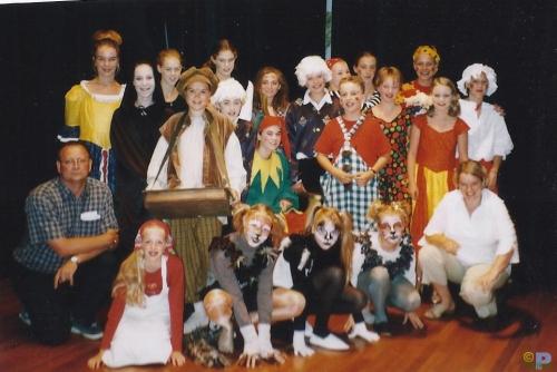 Harlekijn, de koning van katteneiland (2003)