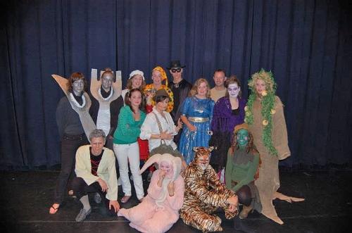 Pinokkio en de verffabriek (2008)