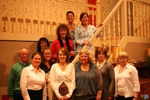 Acht Vrouwen (2010)